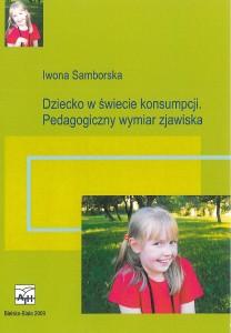 Book Cover: Dziecko w świecie konsumpcji...
