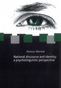 Book Cover: National discourse and identity