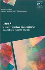 Book Cover: Uczeń w teorii i praktyce pedagogicznej