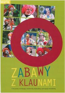 Book Cover: Zabawy z klaunami